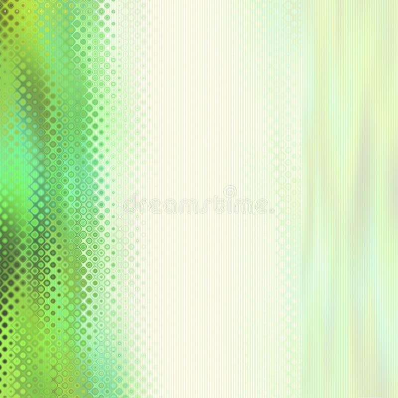 texturerad bakgrundsgreen royaltyfri illustrationer