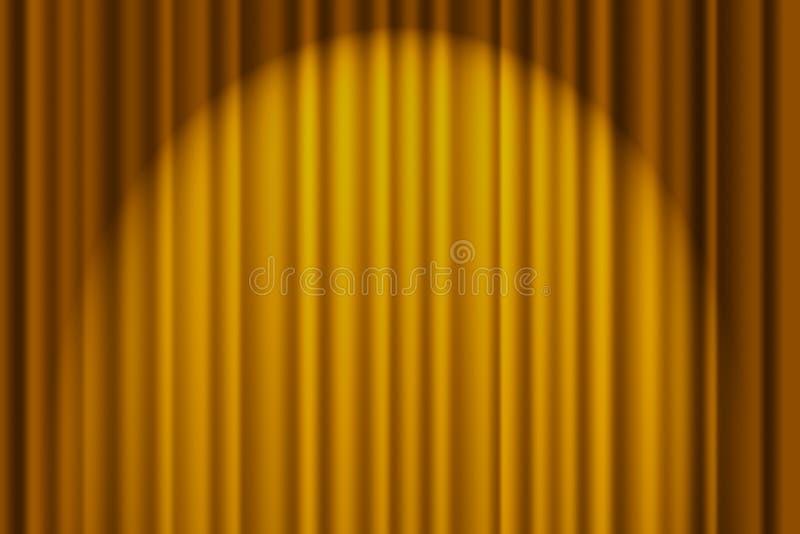 texturerad bakgrundsguld royaltyfri bild