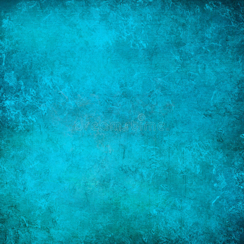 texturerad blå grunge för abstrakt bakgrund arkivfoto