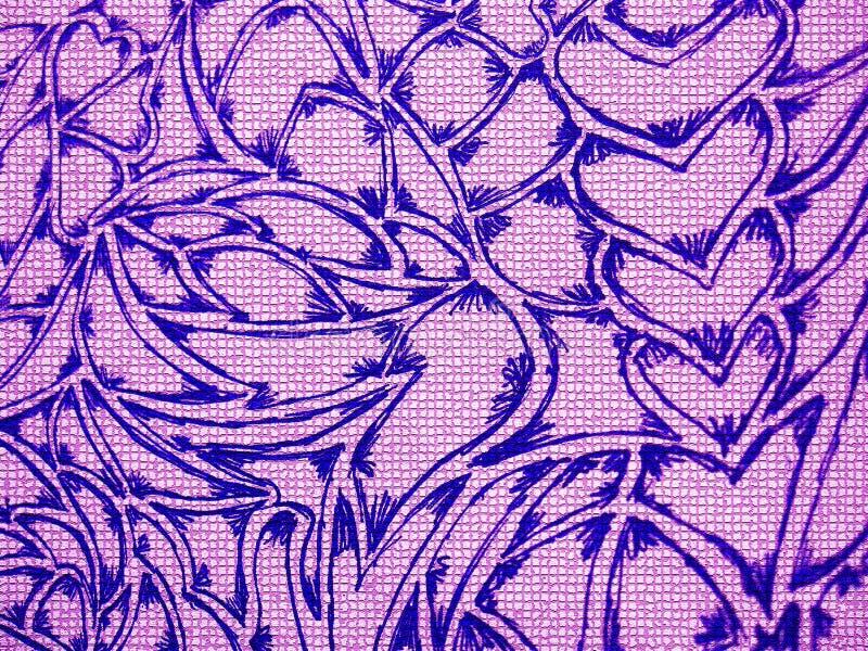 texturerad design royaltyfria bilder