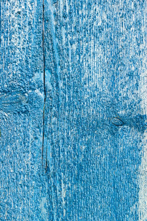 Texturerad träbakgrund av ett tomt grovt grovt blått bräde Åldrigt tappningmaterial Lodlinjen inramar kopiera avst?nd arkivbilder