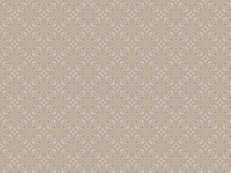 Texturerade den keramiska antika matten för tappningtegelplattan den geometriska abstrakta stjärnamodellen arkivbild