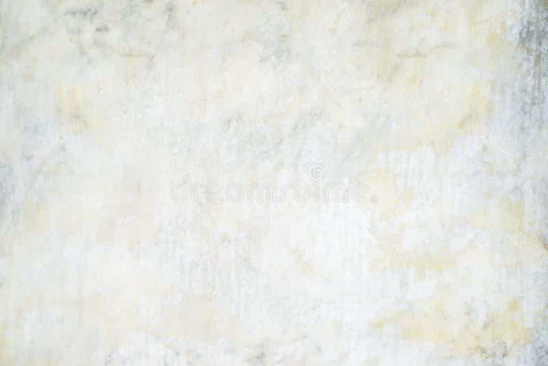 Texturerade vita gamla bakgrunder för cementväggbetong royaltyfria foton