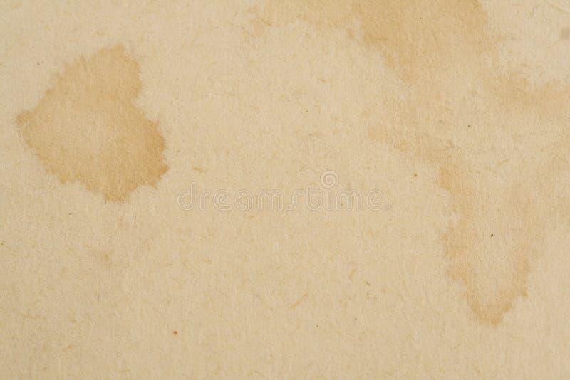 Texturerat antikt papper royaltyfri illustrationer