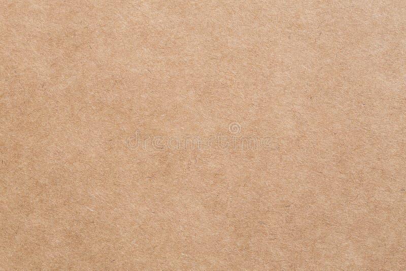 Texturerat Kraft papper arkivfoton