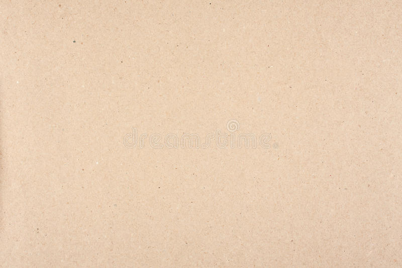 Texturerat Kraft papper arkivbild