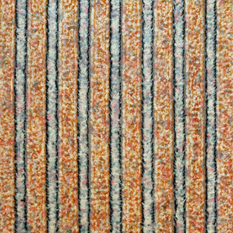 Texturerat material med linjer arkivbilder