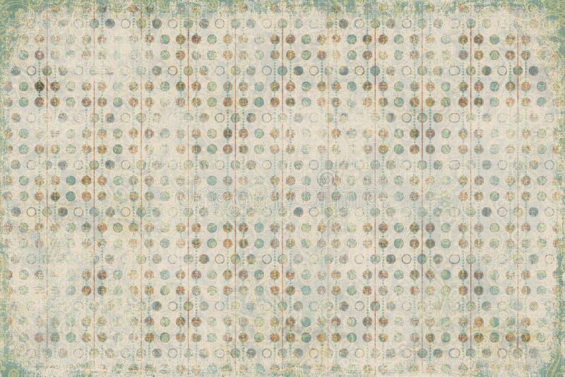 texturerat prickigt för scrapbook för godis paper arkivfoton