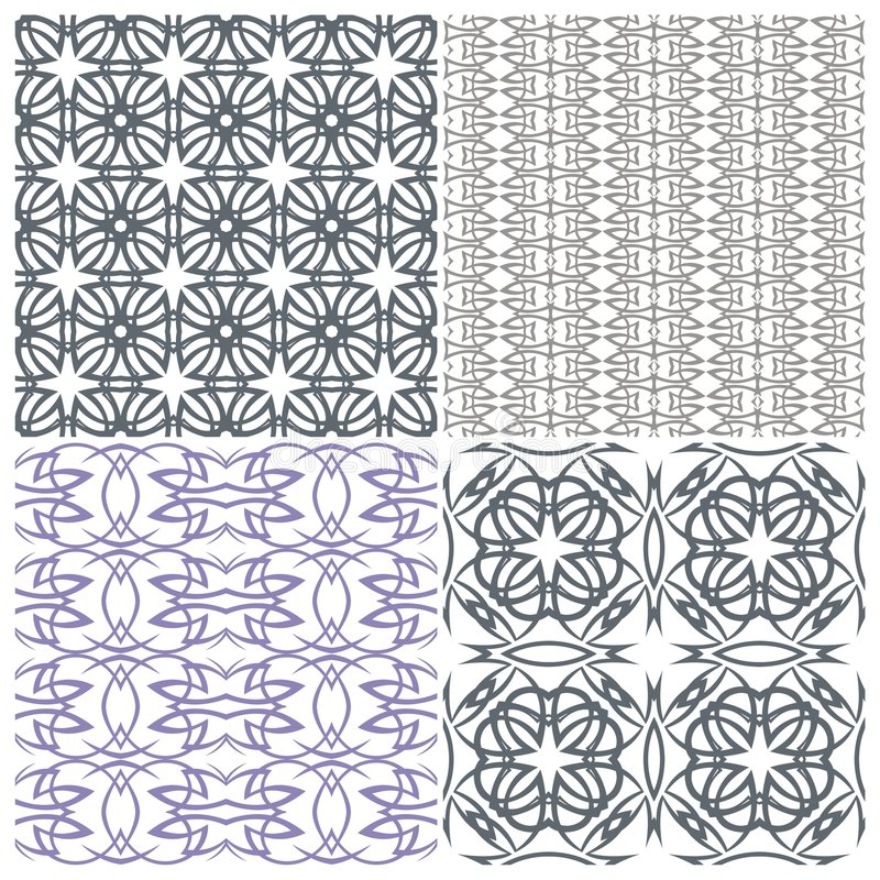 Textures for background. Pattern, black royalty free illustration