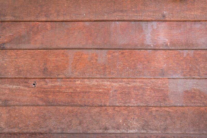 Textures de fond ou vieux papiers peints en bois ?tendus dans horizontal et orange-clair dans le r?tro style photo stock