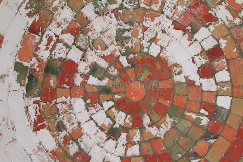 Textures de toit photographie stock libre de droits