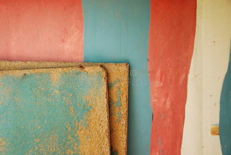 Textures en rose et turquoise photos libres de droits