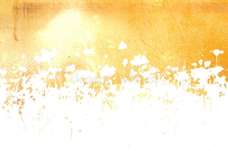 Textures et milieux abstraits de fleur photos libres de droits