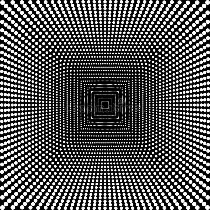 textures Fond Blanc et noir Abstraction illustration stock
