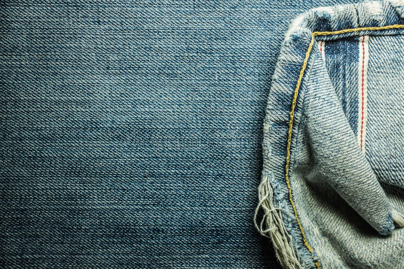 Textures of jeans. Denim jeans textures background blue stock photos