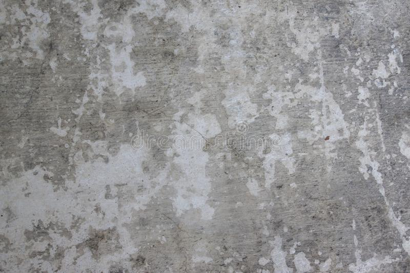 Textures of old cement floor with cracks. Textures of old cement floor with cracks for background royalty free stock photo