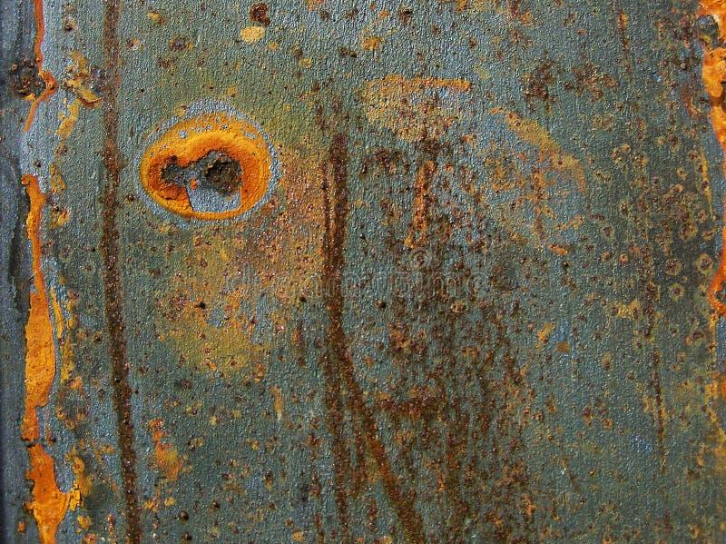 Textures rouillées photographie stock