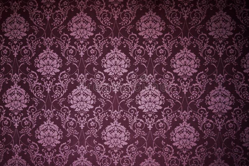 textures victoriennes de papier peint image stock image. Black Bedroom Furniture Sets. Home Design Ideas