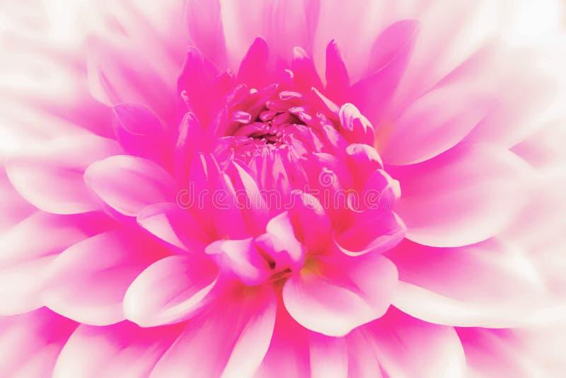 Texturiza las flores hermosas en estilo suave imágenes de archivo libres de regalías