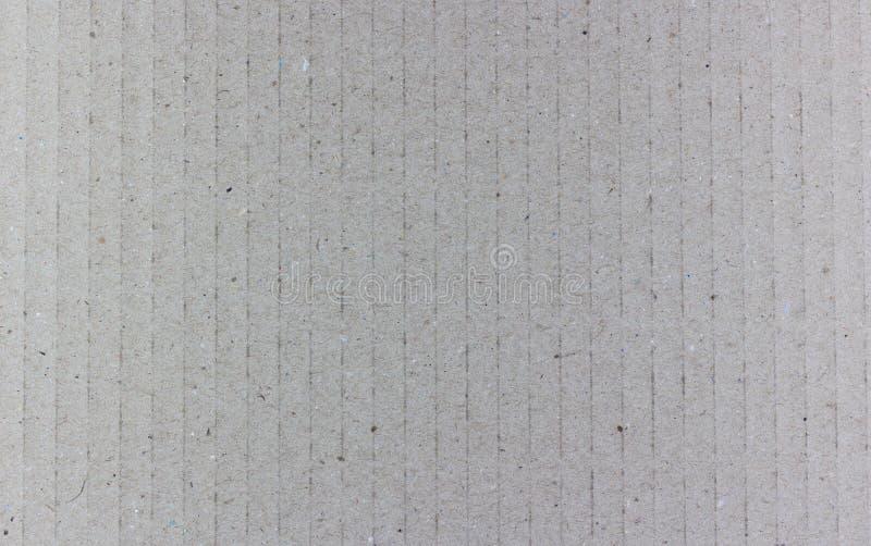 Texturizado de la caja de papel acanalada imagenes de archivo