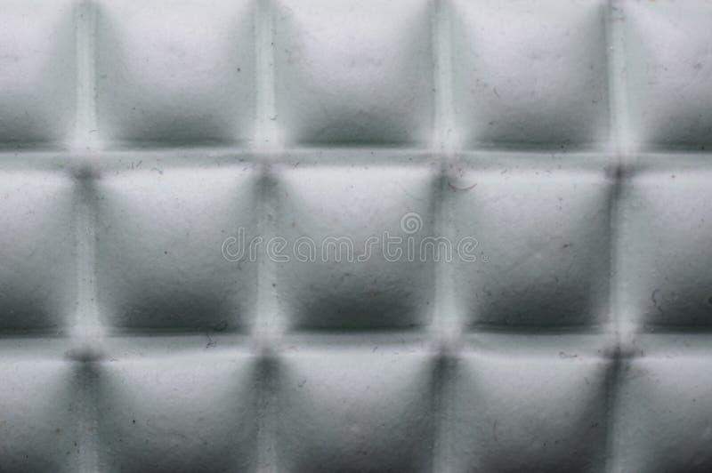 Texturizado de la estera de goma fotografía de archivo