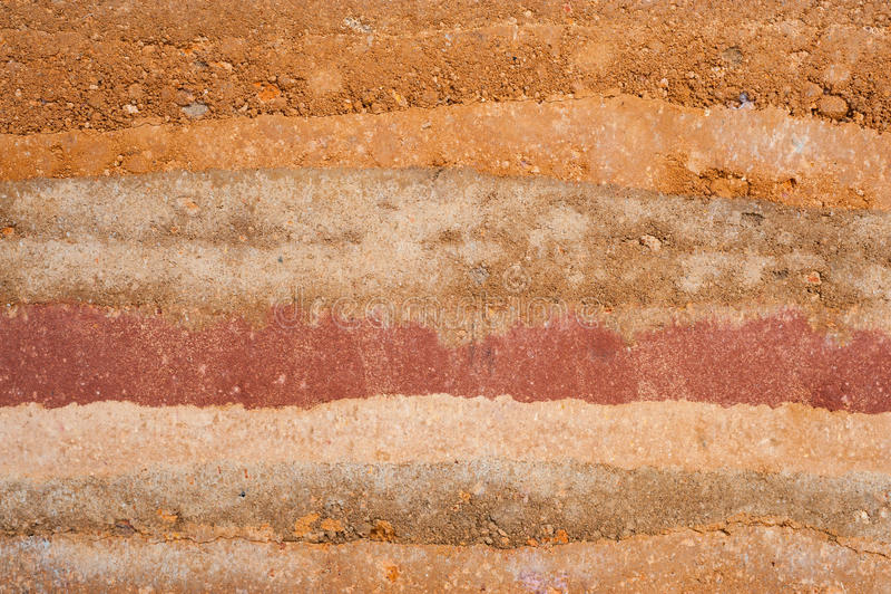 Texturlager av jord royaltyfria bilder