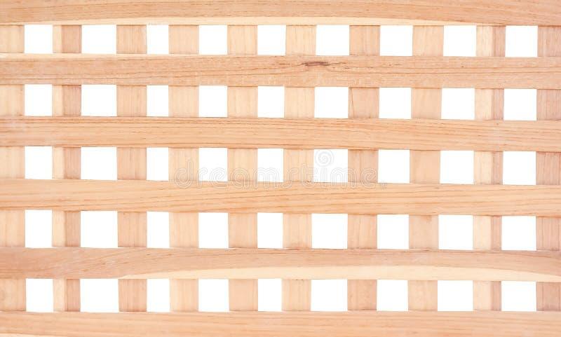 Texturljus - det bruna tr?staketet med tomt utrymme som v?xlar modeller i vertikal och horisontalfyrkant, formade isolerat p? vit arkivbilder