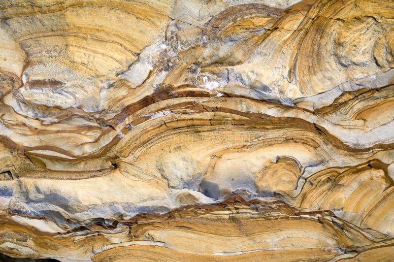 Textuur 2 van de steen stock foto