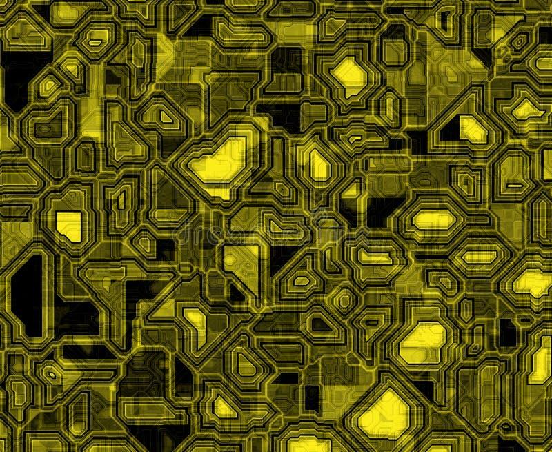 Textuur stock illustratie