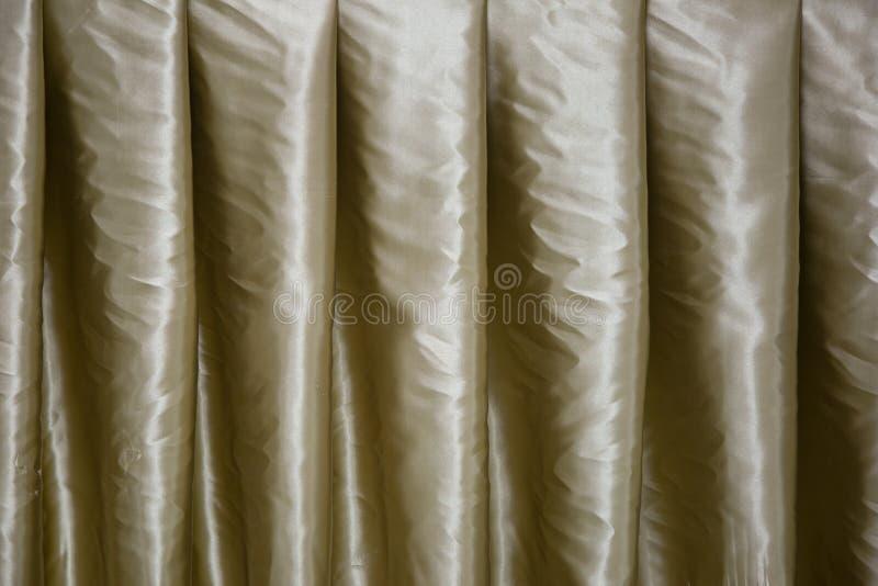 Textuur of Achtergrond van gordijn stock afbeeldingen