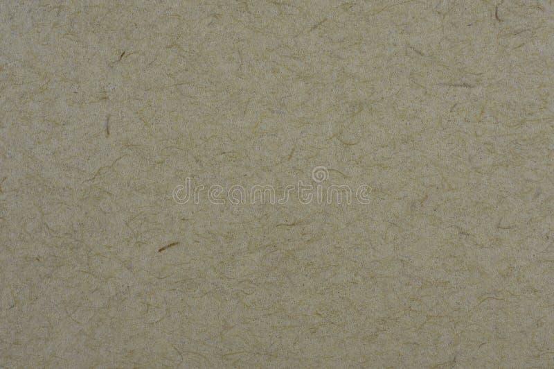Textuur achtergronddocument, papyrus Uitstekende grote achtergrond royalty-vrije stock afbeelding