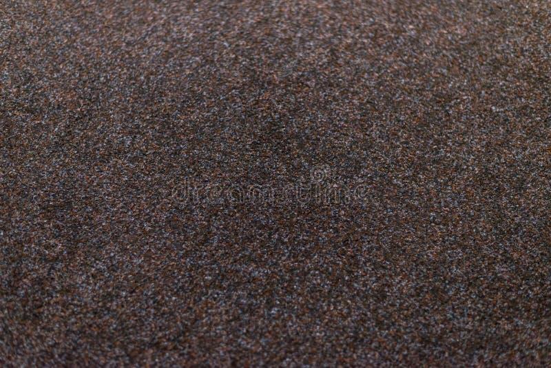 Textuur bruin tapijt royalty-vrije stock afbeeldingen