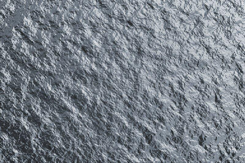 Textuur - obsidian royalty-vrije stock fotografie
