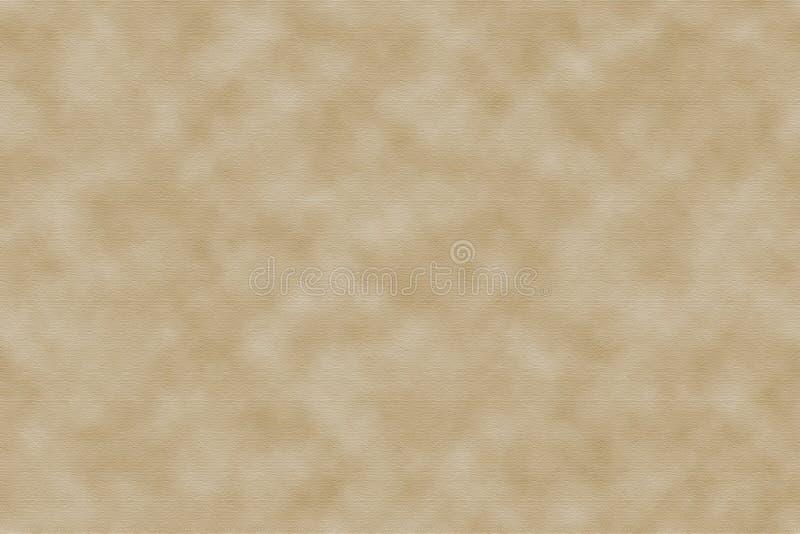 Textuur - perkament stock illustratie