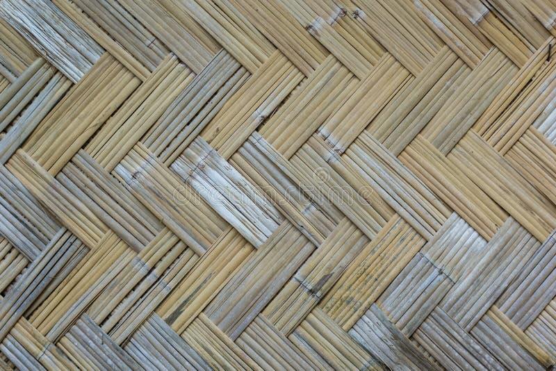 Textuur van bamboe royalty-vrije stock foto's