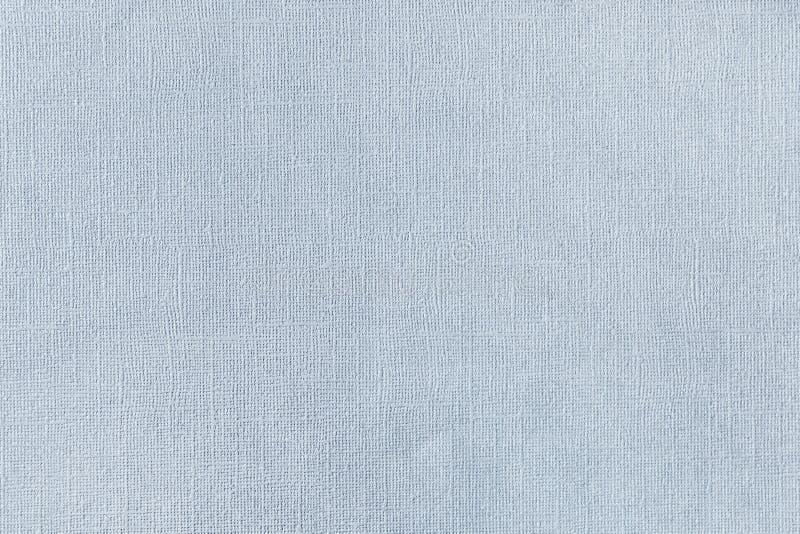 Textuur van blauw document met ongelijkheid en in reliëf gemaakt close-up Achtergrond voor lay-outs stock afbeelding