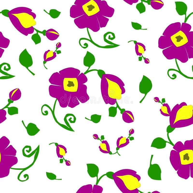 Textuur van bloemen royalty-vrije stock afbeelding