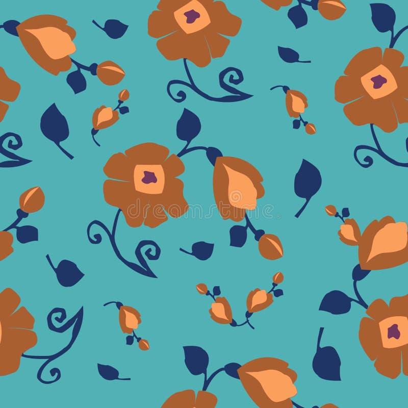 Textuur van bloemen stock foto