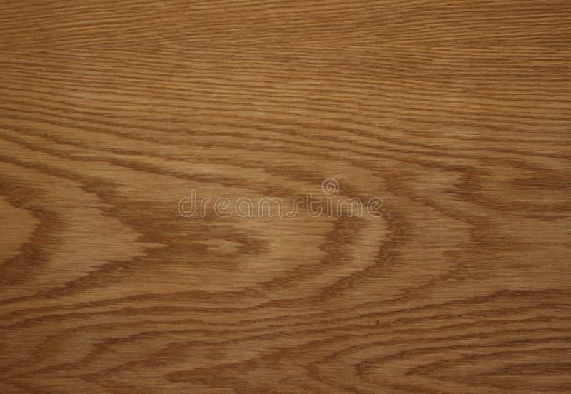 Textuur van bruine en lichtbruine houten, donkere achtergrond, hoogste mening stock illustratie