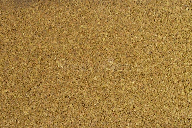 Textuur van cork abstracte achtergrond Beeld voor het project en het model stock foto's