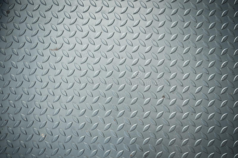 Textuur van de bevloering van de controleursplaat, Vloer metaaltextuur, Achtergrond royalty-vrije stock afbeeldingen