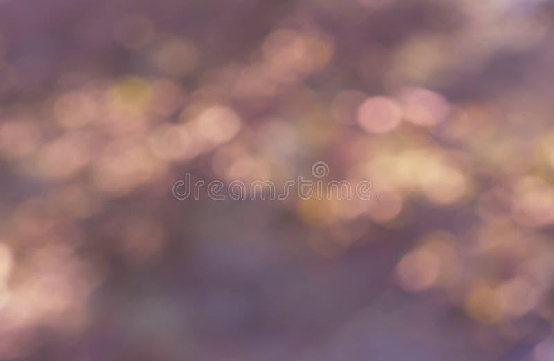 Textuur van de Bokeh de abstracte lichtrose achtergrondafbeelding retro voor Valentine's-dag royalty-vrije stock foto's