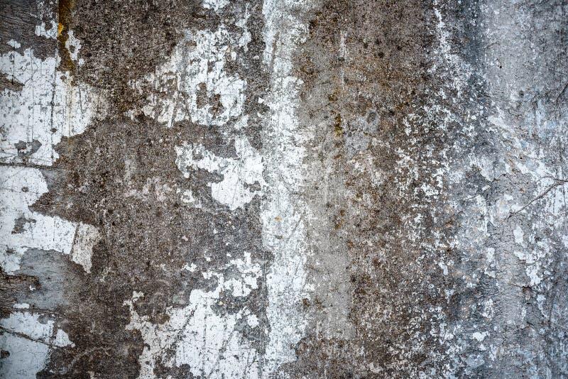 Textuur van de Grunge de vuile oude nood Krastextuur stock foto's