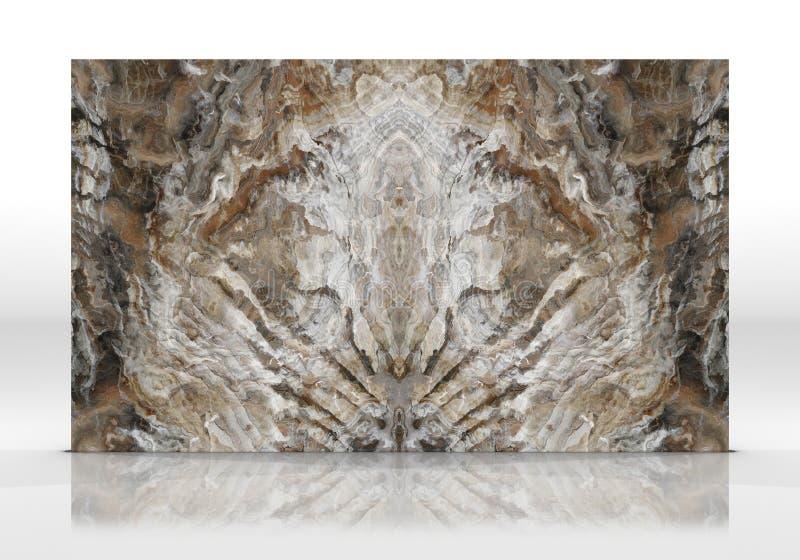 Textuur van de onyx de marmeren Tegel stock afbeeldingen