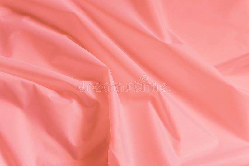 Textuur van de satijnstof stock fotografie