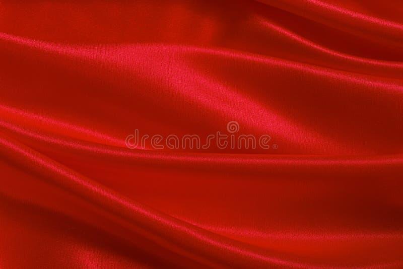 Textuur van de satijnstof royalty-vrije stock afbeeldingen