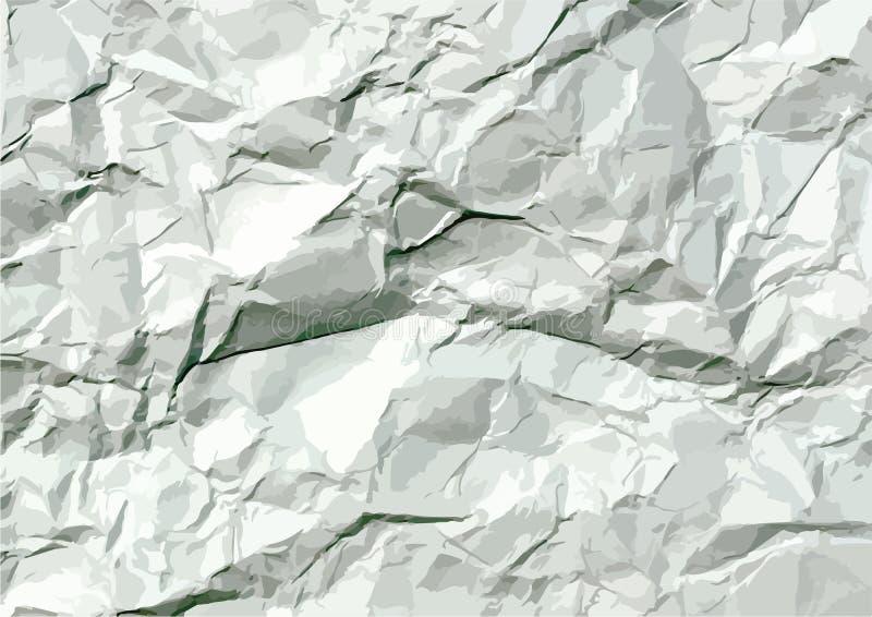 Textuur van document Illustratie royalty-vrije illustratie