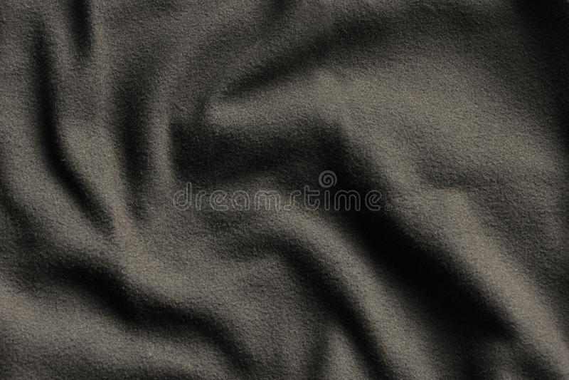 Textuur van donkere bruine vacht royalty-vrije stock foto's