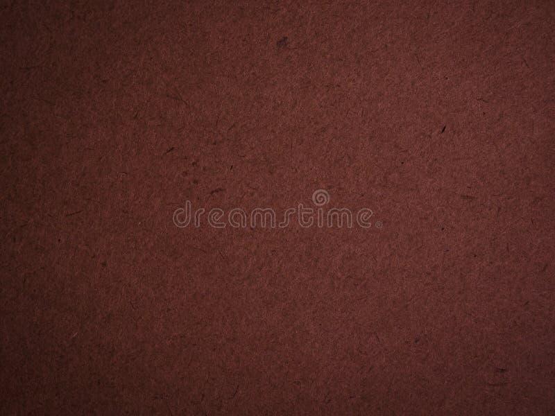 Textuur van donkerrode kartonclose-up, abstracte document achtergrond stock afbeeldingen