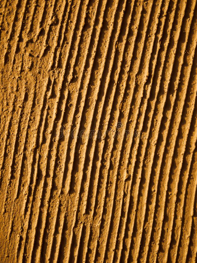 Textuur van droog pleister stock foto's